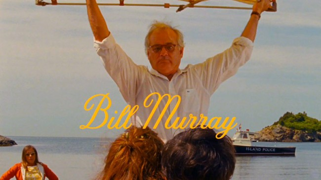 Quote of the Day: Bill Murray in Moonrise Kingdom