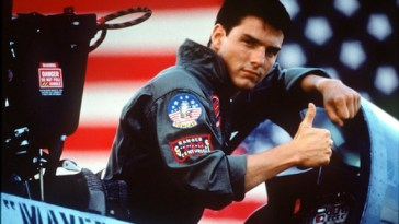 Tom Cruise Ready to be a Power Top in Top Gun Sequel