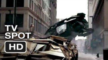 The Dark Knight Rises — New TV Spot: Batman at the Doctor