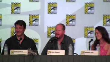 'Firefly' 10th Anniversary Panel From San Diego Comic-Con 2012
