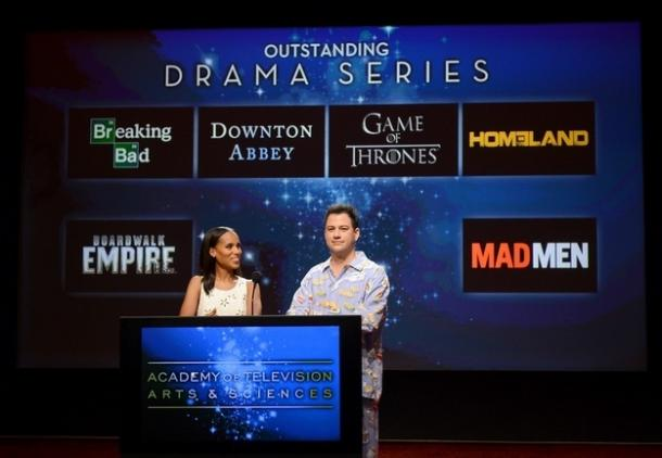 2012 Emmy Nominations: Are Your Favorite TV Shows Here? #Poll
