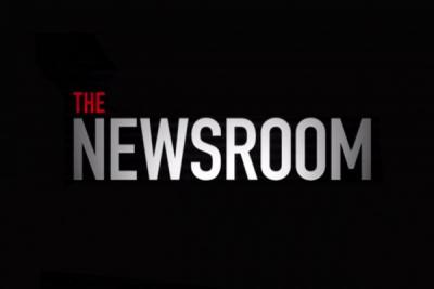 The Newsroom — TV Review