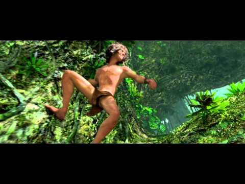 New Tarzan Animation Gets a Trailer