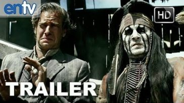 The Lone Ranger Got a New Trailer, Because Why Not?