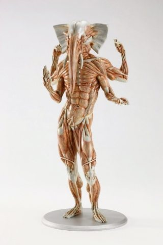 These Skinless Mythological Creatures Are Cool As Fuck