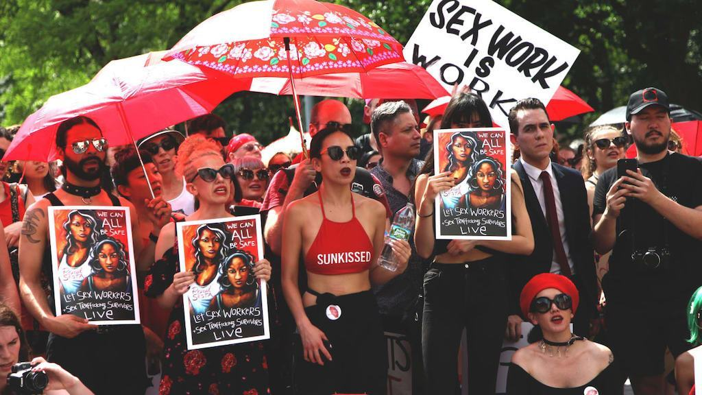 Sex Workers Tip-Toe Back to Business, With Renewed Focus On Fighting Oppression