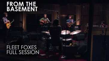 Fleet Foxes Full Set | From The Basement