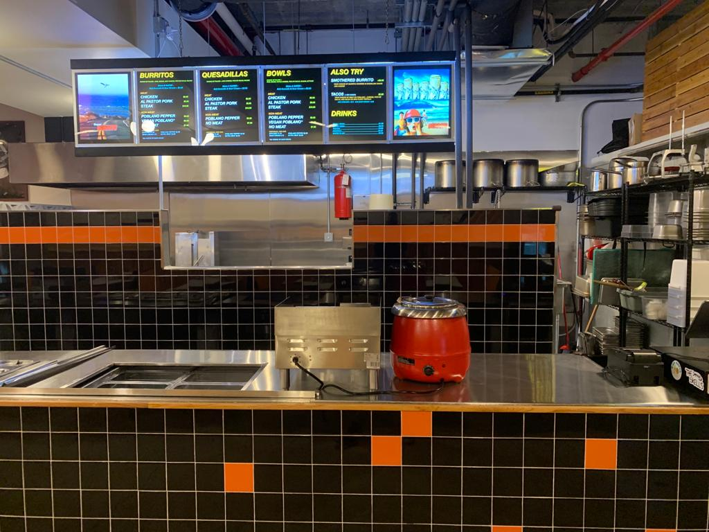 Rockaway Boardwalk's Super Burrito Opens a Year-Round Spot– With Tacos!