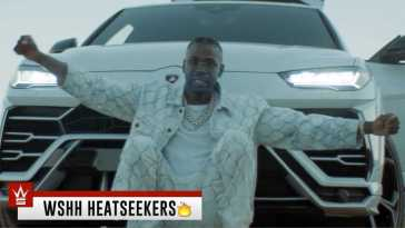 "BENJI – ""Venus"" (Official Music Video – WSHH Heatseekers)"
