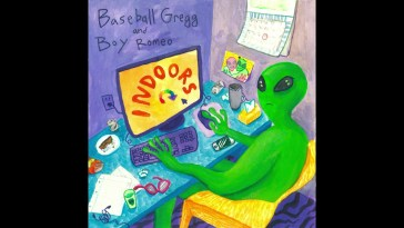 Baseball Gregg & Boy Romeo – Snacks