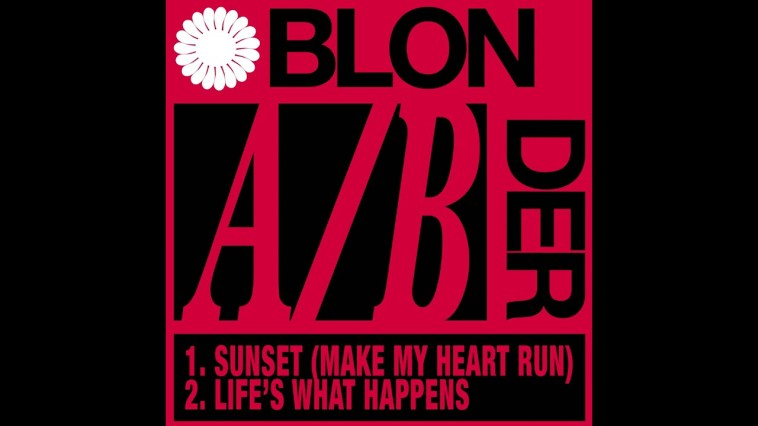 Blonder – Sunset (Makes My Heart Run)