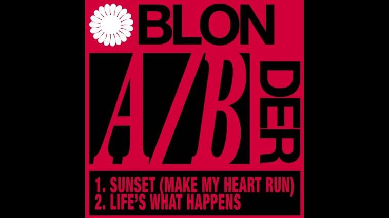 Blonder – Sunset (Makes My Heart Run)