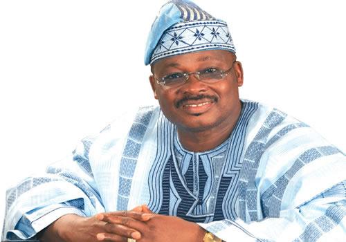 Image result for Tweet   Share  Pin it  +1 Oyo State Governor, Abiola Ajimobi