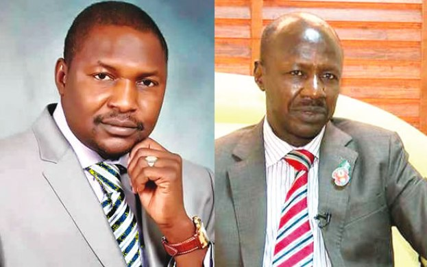 Image result for photos of AGF and Magu