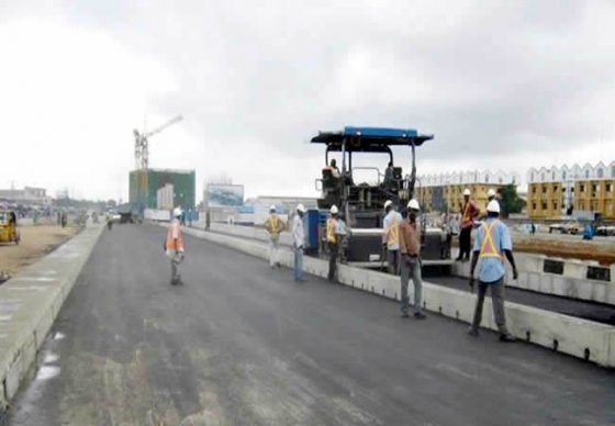 Image result for Contractors handling the rehabilitation of the Apapa/Ijora roads in Lagos