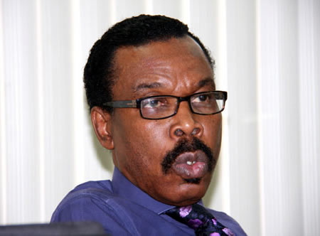 Image result for Tweet   Share  Pin it  +1 Chief Executive Officer, Financial Derivatives Limited, Mr. Bismarck Rewane