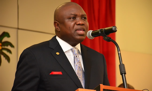 Image result for Tweet   Share  Pin it  +1 Governor Akinwunmi Ambode