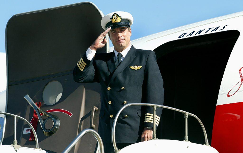 John Travolta donates plane to Australia aviation group