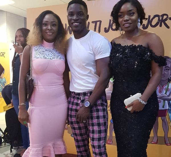 Cocoice, Bassey and Bisola