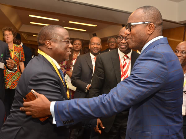 Image result for Kachikwu, Baru meet, agree on NNPC without political interference