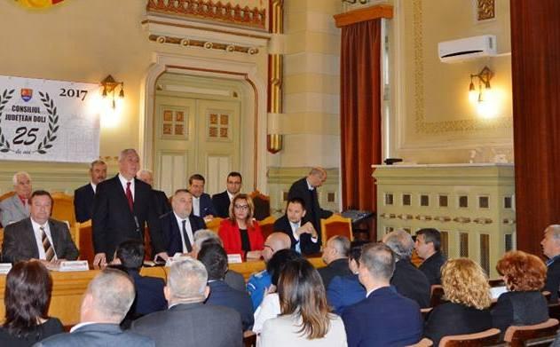 Prioteasa: Consiliul Județean și-a construit un blazon care ne îndreptățește să stăm cu fruntea sus