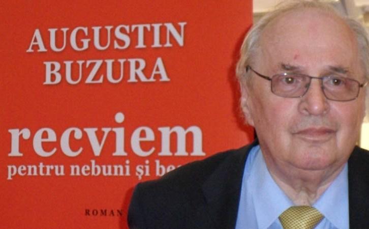 """Biblioteca Județeană """"Alexandru și Aristia Aman"""": Expoziția de carte In memoriam – Augustin Buzura"""
