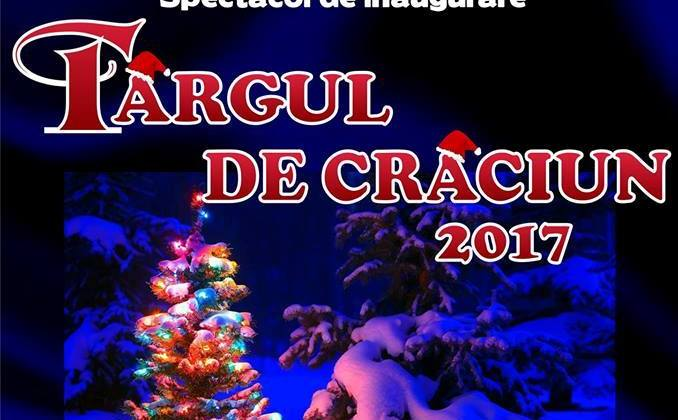 Târgul de Crăciun, în Piața Mihai Viteazu, Orășelul Copiilor, pe Esplanada Teatrului Național. Luminițele se aprind sâmbătă, 25 noiembrie