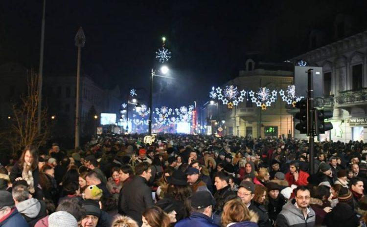 Revelion Craiova 2019. Restricții de circulație în centrul Craiovei