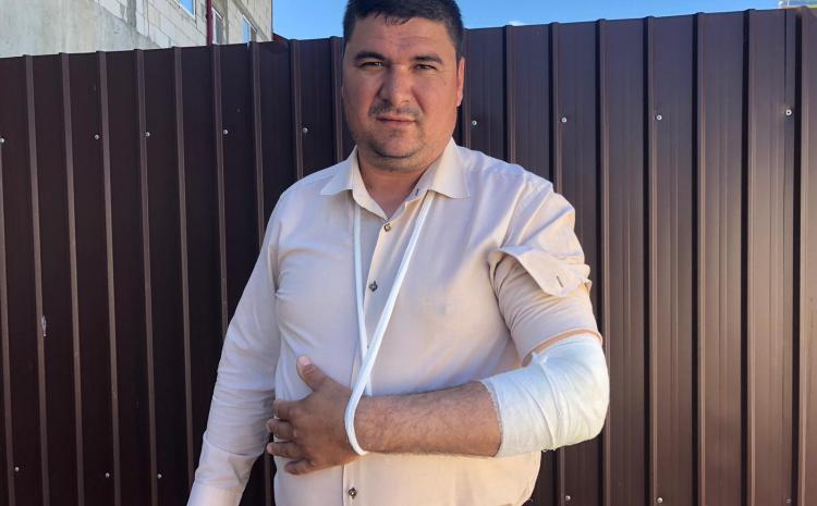 PSD Dolj: Președintele secției de votare din comuna Secu, prins în timp ce făcea campanie pentru PNL, l-a atacat pe primarul PSD cu pietre