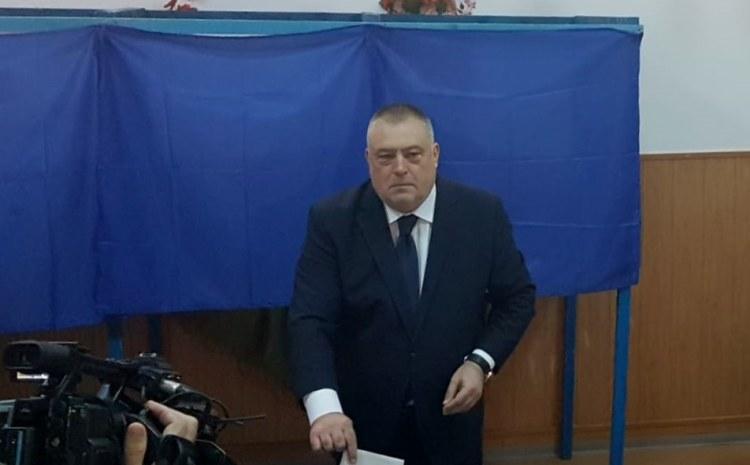 Mihail Genoiu: Am votat cu un președinte care să asigure acel climat pe care ni-l dorim cu toții