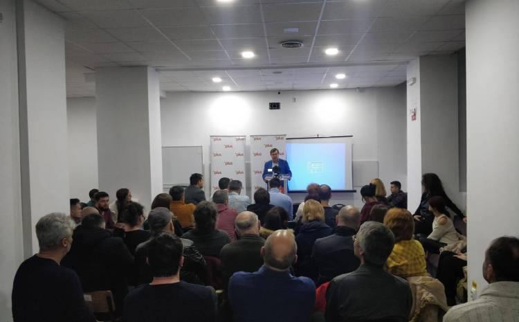 PLUS nu slăbește USR: și-a anunțat candidatul la Primăria Craiovei