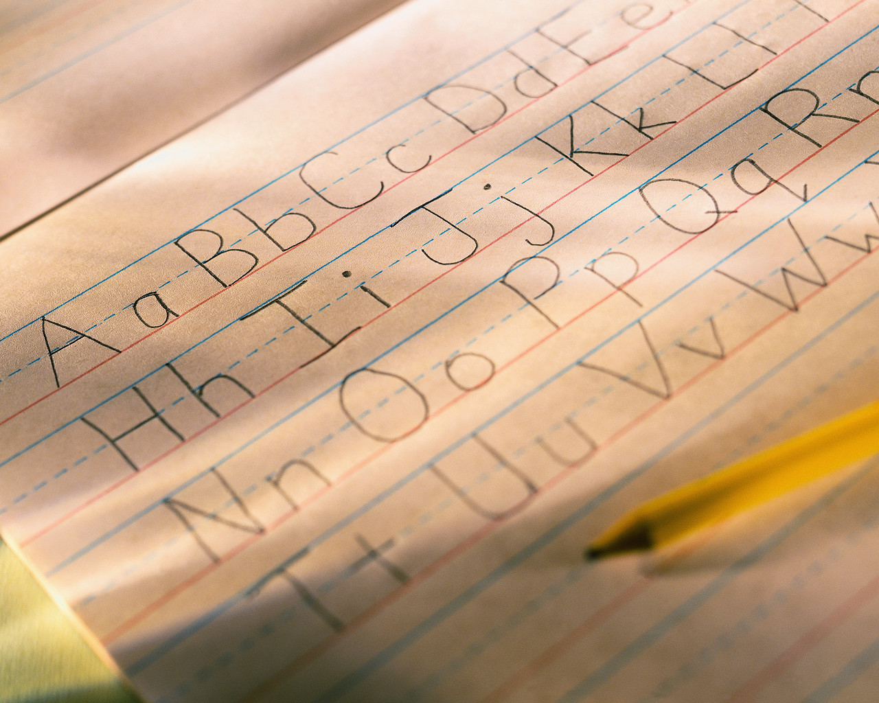 Handwriting Improving Legibility Punctuality Rules