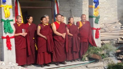 Consecration of the Pema Chödron drubde