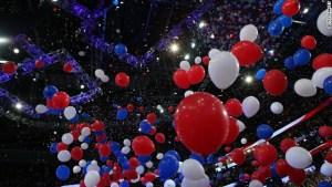 Election Ballons