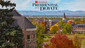 UND Presidential Debate