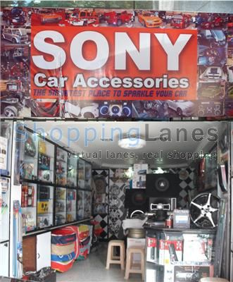 Sony Car AccessoriesShop No E1Mayfair EleganzaPhase 1Opp ICICI BankKondhwa RoadPUNE