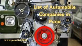 automobile-companies-in-pune