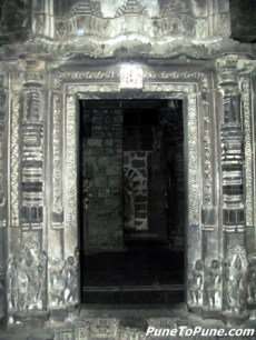 Garbha Gruha Entrance