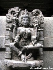 Ashta Matrika - Vaishnavi