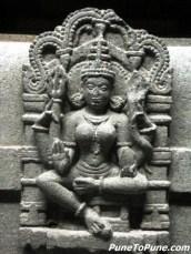 Ashta Matrika - Chamunda