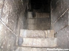 Stairway to main temple