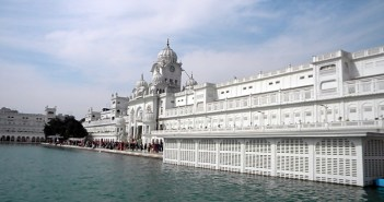 Central Sikh Museum Golden Temple Amritsar