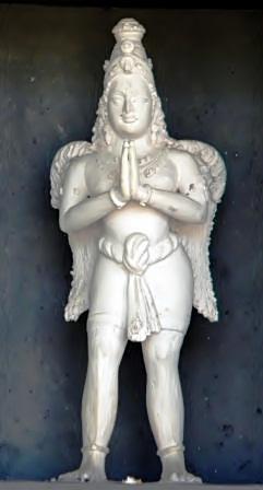 Garuda at Datta Dham Parbhani