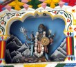 Devi Kali on the Entrance