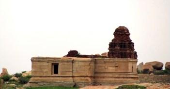 Saraswati Temple - Hampi