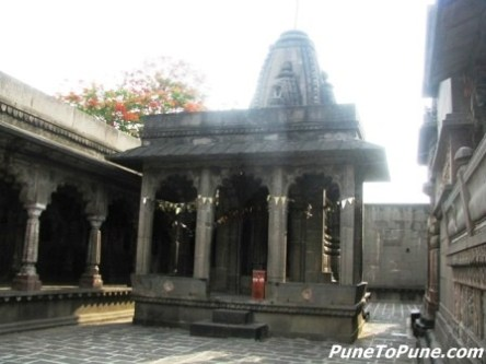 Vishnu Temple (front view)