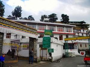 Tsuglag Khang - the Dalai Lama's temple at McLeod Ganj
