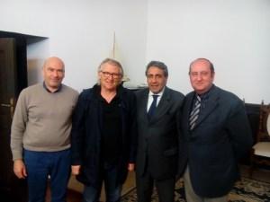 Pasquale Iadaresta, Giampaolo Parente, Pasquale De Lucia, Nicola De Lucia