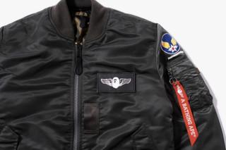 BAPE MA-1 Flight Jacket