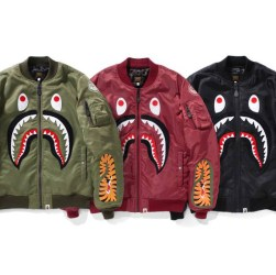BAPE MA-1 Flight Jacket